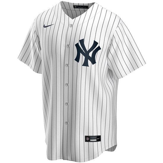 Nike New York Yankees Heim Trikot 2021 weiß/blau
