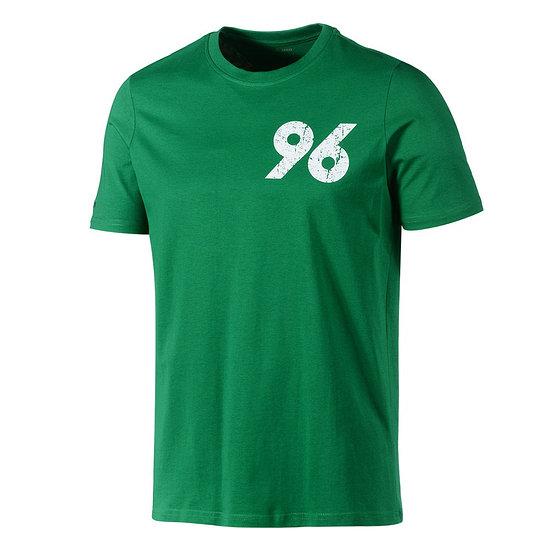 Jako Hannover 96 T-Shirt Replika grün
