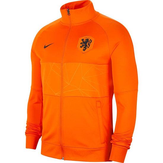 Nike Niederlande Track Jacket EM 2021 Orange
