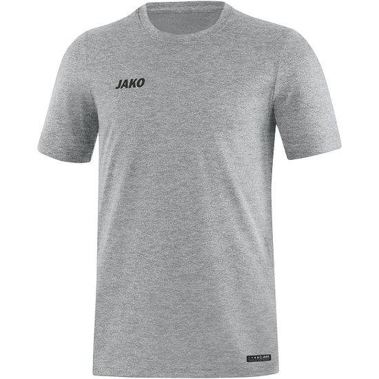 Jako T-Shirt Premium Basics hellgrau