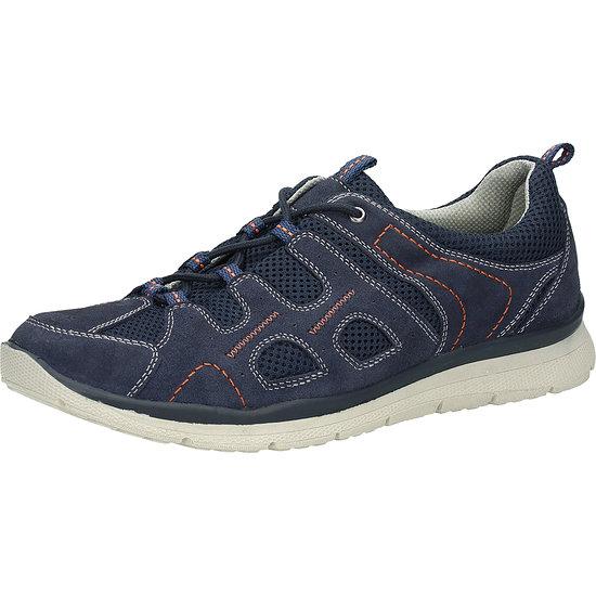BAMA Sneaker Lederimitat/Mesh dunkelblau