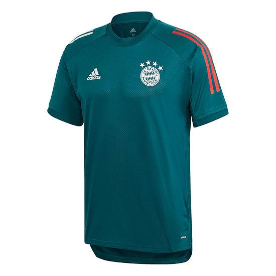 Adidas FC Bayern München Trainingsshirt 2020/2021 Grün