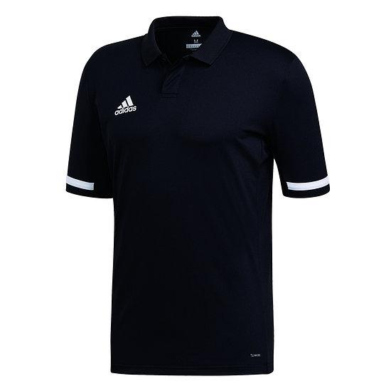 Adidas Poloshirt Team 19 Schwarz
