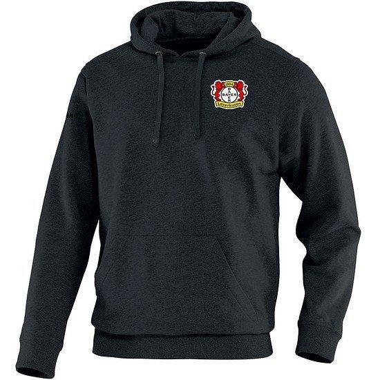 Jako Bayer 04 Leverkusen Hoodie Team schwarz