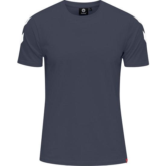 hummel T-Shirt Legacy Chevron blue nights