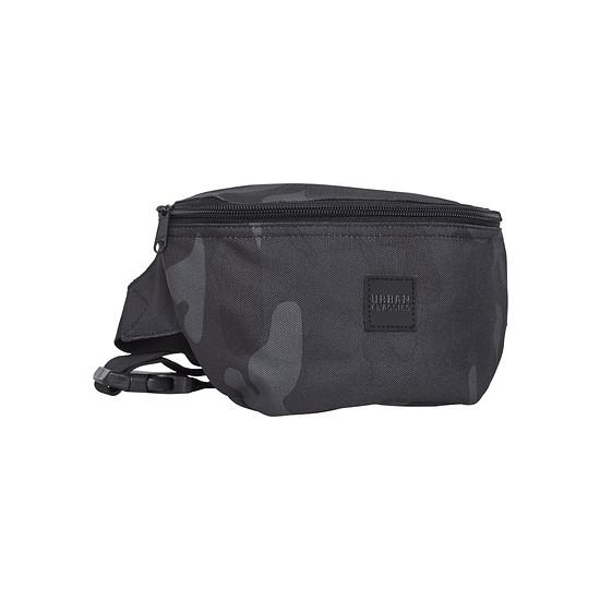 URBAN CLASSICS Hip Bag Camo dark camo