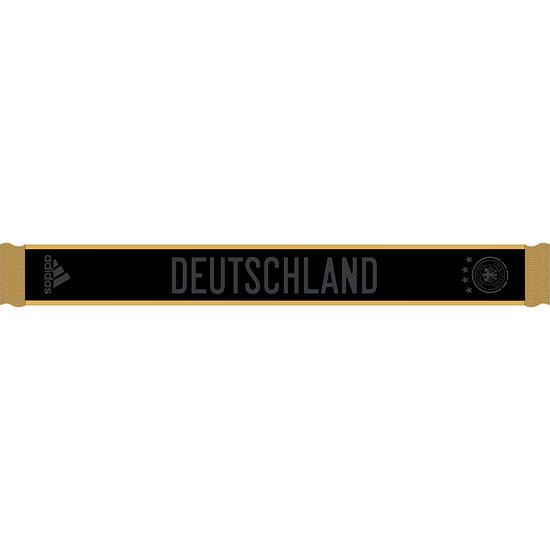 Adidas Deutschland DFB Schal EM 2021 Schwarz