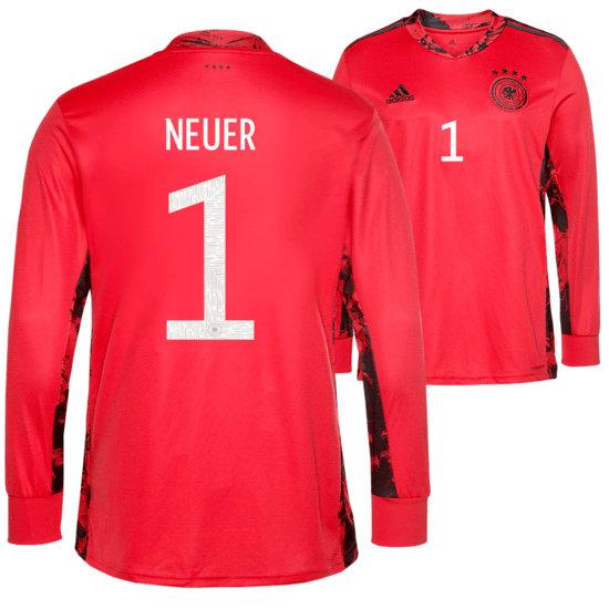 Adidas Deutschland EM 2021 DFB Torwarttrikot NEUER