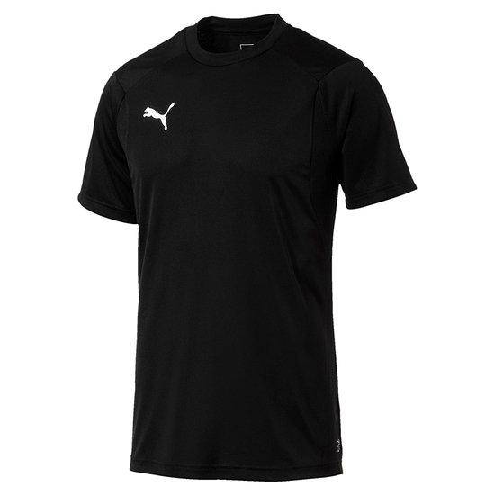 Puma Training T-Shirt LIGA Schwarz