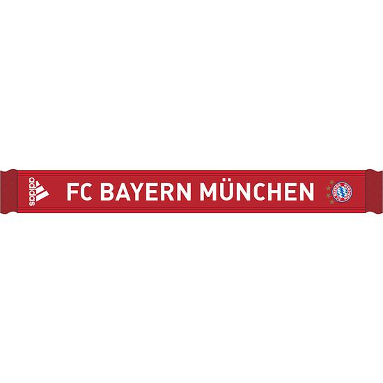 Adidas FC Bayern München Schal Rot