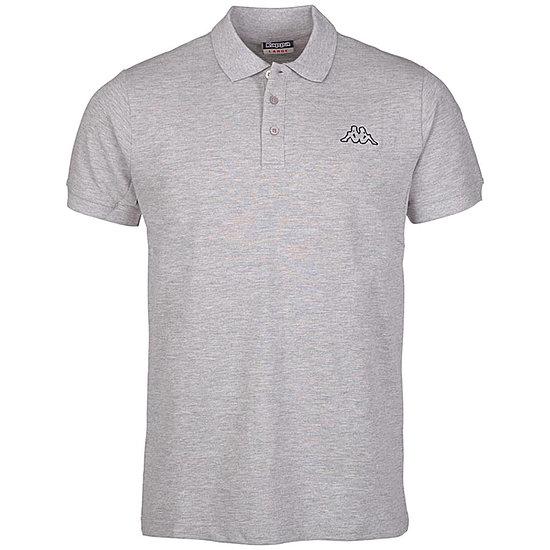 Kappa Poloshirt PELEOT grau