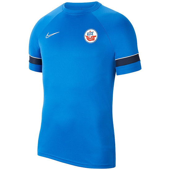 Nike FC Hansa Rostock Trainingsshirt 2021/2022 Blau