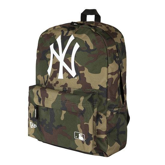 New Era New York Yankees Rucksack Stadium Bag grün