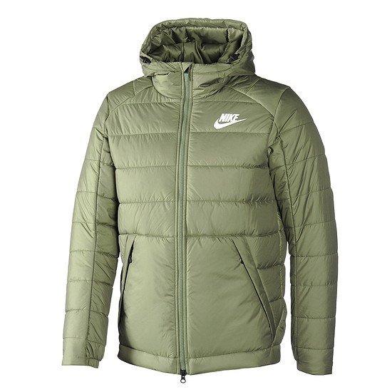 Nike Sportswear Winterjacke Oliv