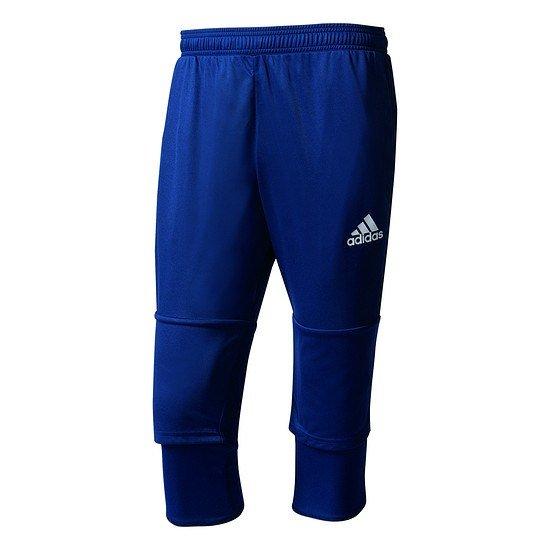 Adidas Trainingshose 3/4 Tiro Dunkelblau