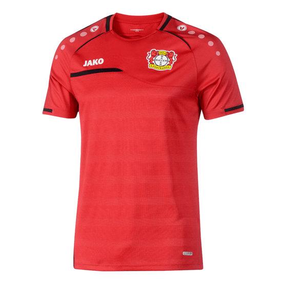 Jako Bayer 04 Leverkusen T-Shirt PRESTIGE Rot