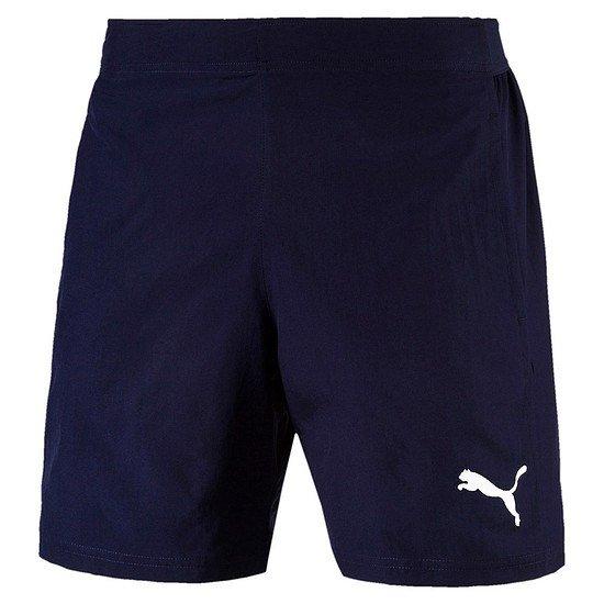 Puma Woven Shorts Sideline LIGA Dunkelblau