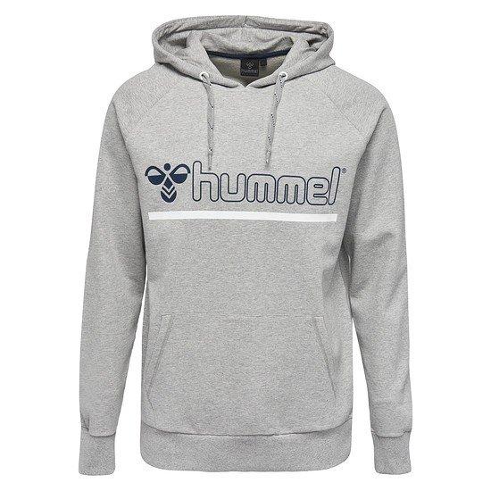 hummel Hoodie Comfort hellgrau