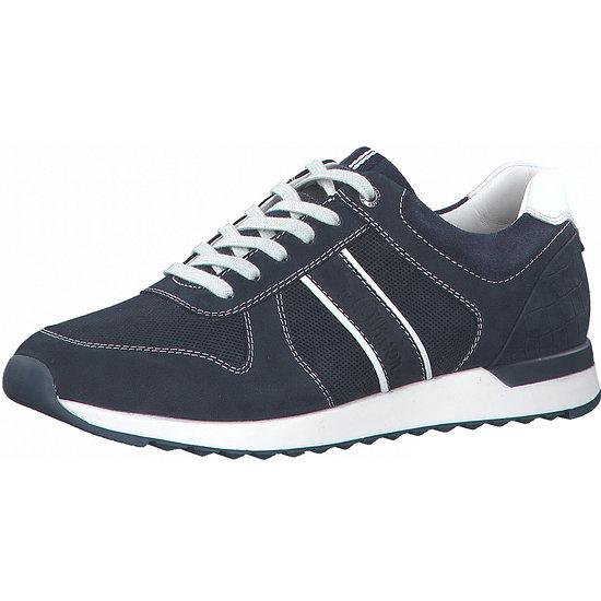 S. Oliver Sneaker Leder navy