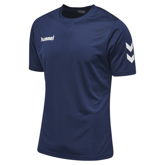 hummel T-Shirt Core Poly marine