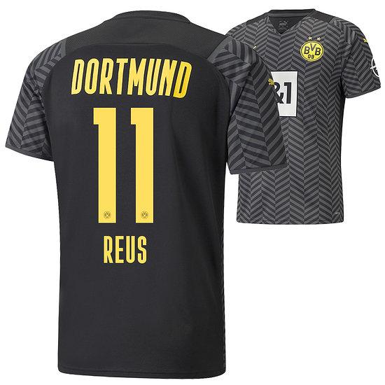 Puma Borussia Dortmund Auswärts Trikot REUS 2021/2022
