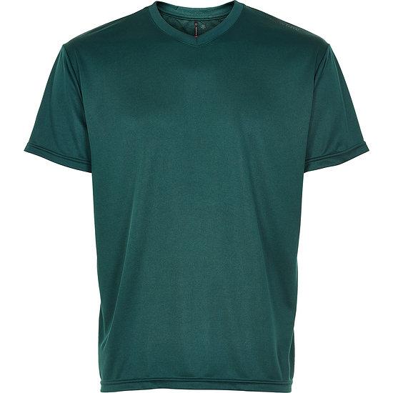 newline T-Shirt Base Cool dunkelgrün