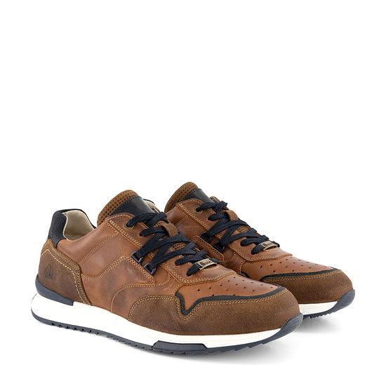 NoGRZ Sneaker R. Mills cognac