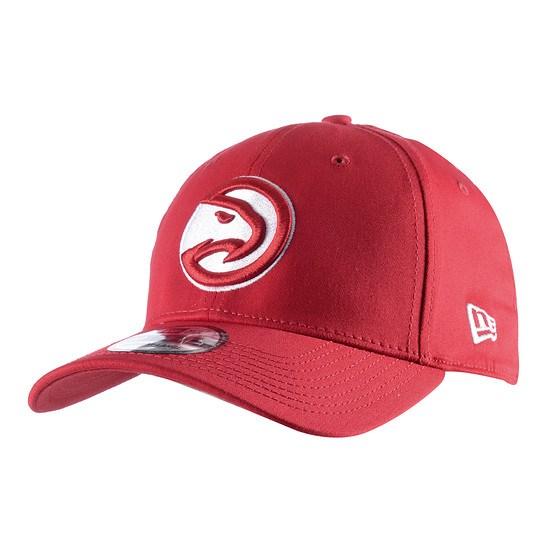 New Era Atlanta Hawks Cap Team 39Thirty rot