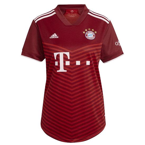 Adidas FC Bayern München Trikot 2021/2022 Heim Damen