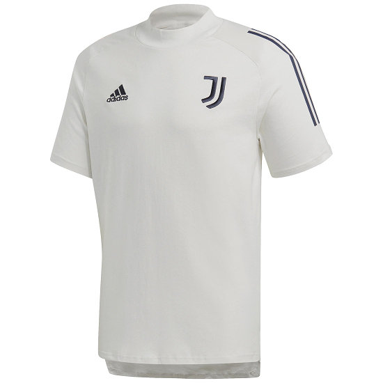 Adidas Juventus Turin T-Shirt 2020/2021 Grau