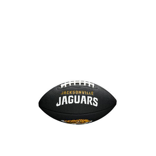 Wilson Jacksonville Jaguars Football Mini Team Logo schwarz