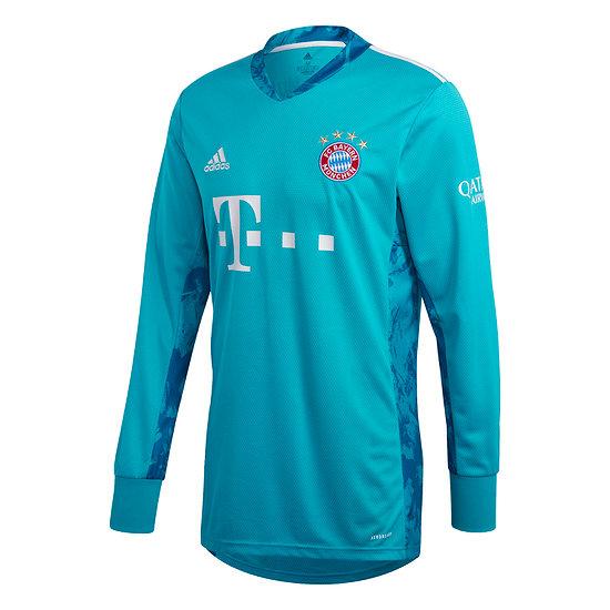 Adidas FC Bayern München Torwarttrikot 2020/2021 Heim Kinder