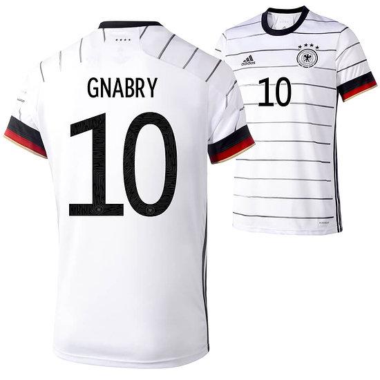 Adidas Deutschland Heim Trikot EM 2021 GNABRY 20