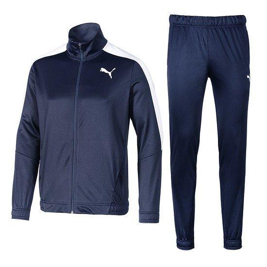 Puma Trainingsanzug Classic CL Blau