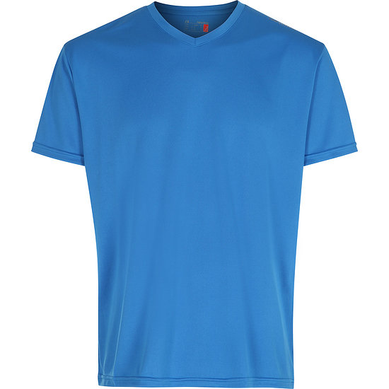 newline T-Shirt Base Cool hellblau