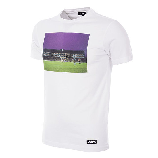 Copa T-Shirt Homes of Football Arsenal weiß