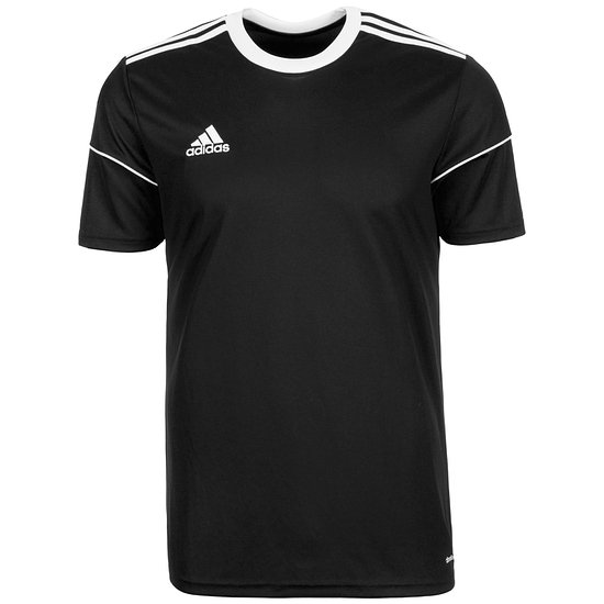 Adidas T-Shirt SQUAD Schwarz
