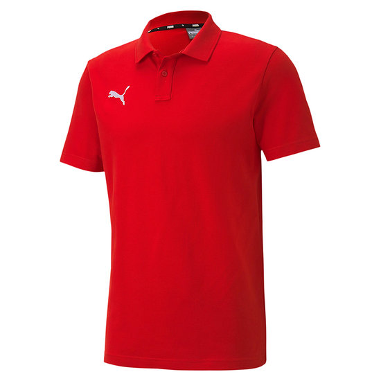 Puma Poloshirt GOAL 23 Freizeit Rot