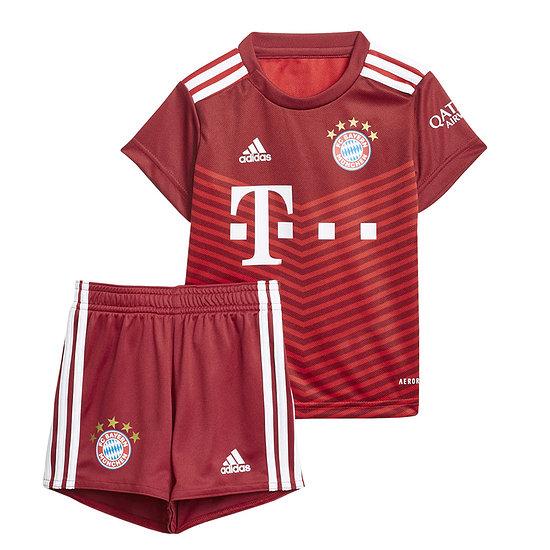 Adidas FC Bayern München Trikot 2021/2022 Heim Baby Kit