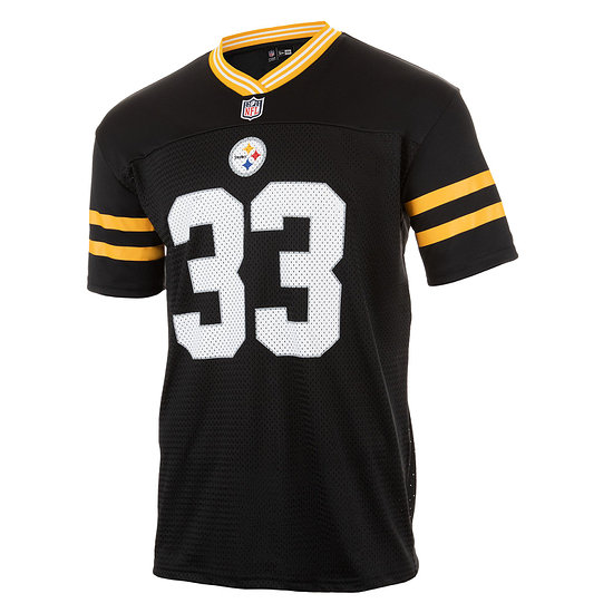 New Era Pittsburgh Steelers Oversized Tee schwarz