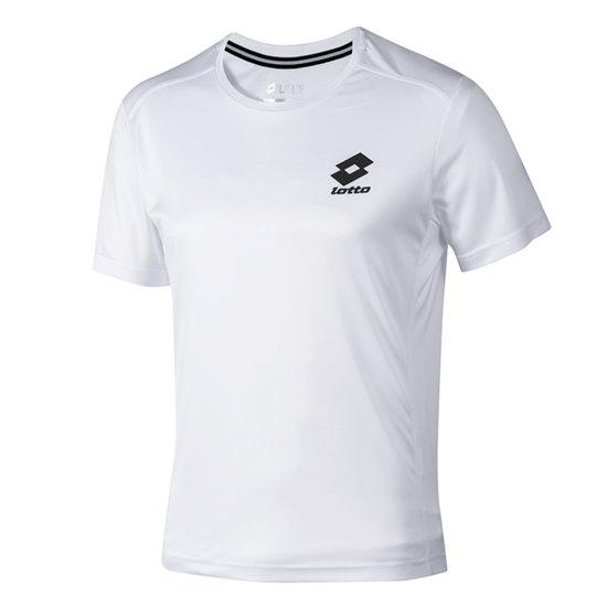 Lotto T-Shirt Smart JS weiß/schwarz