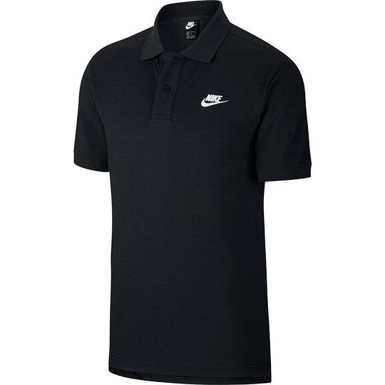 Nike Poloshirt Sportswear UNI Schwarz