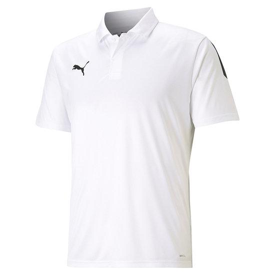 Puma Poloshirt TEAMLIGA Weiß