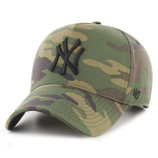 47 Brand New York Yankees Cap Grove Snapback '47 MVP DT camouflage