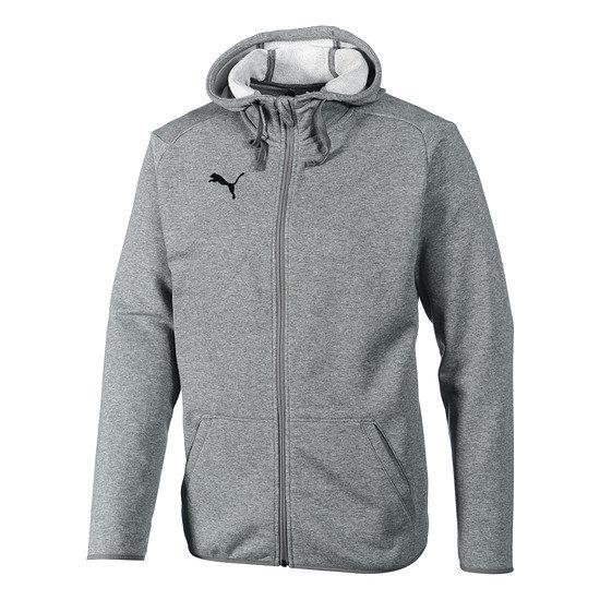 Puma Kapuzenjacke LIGA Grau