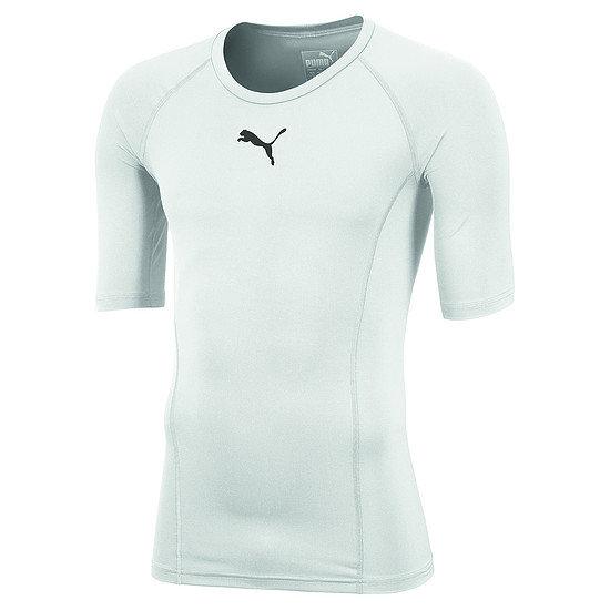 Puma T-Shirt LIGA Baselayer Weiß