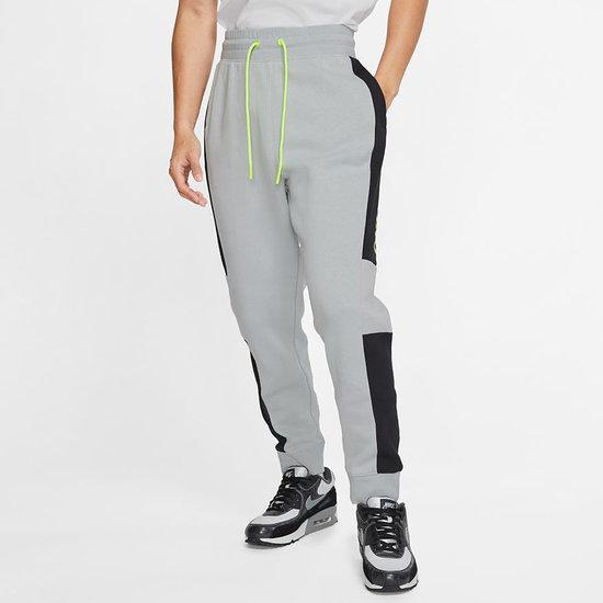 Nike Freizeithose NIKE AIR Hellgrau