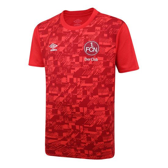 Umbro 1. FC Nürnberg Aufwärmshirt 2020/2021