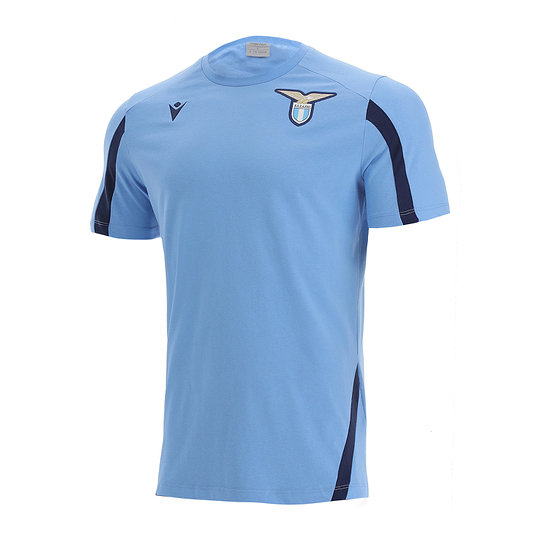 Macron Lazio Rom T-Shirt Team 2021/2022 navy