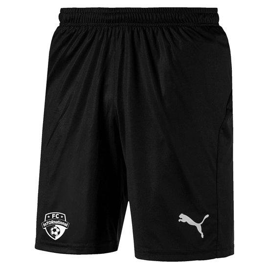 Puma Shorts FC InTORnational Schwarz